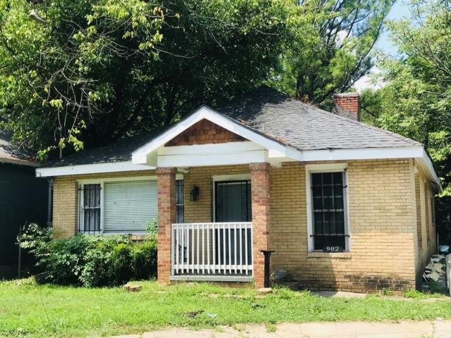 982 Mayson Turner Road NW, Atlanta, GA 30314 (MLS #6582921) :: The Zac Team @ RE/MAX Metro Atlanta