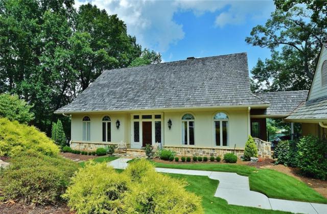2410 Island Drive, Gainesville, GA 30501 (MLS #6582956) :: North Atlanta Home Team