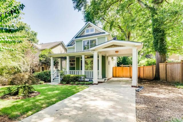 1771 Wade Avenue NE, Atlanta, GA 30317 (MLS #6583053) :: Rock River Realty