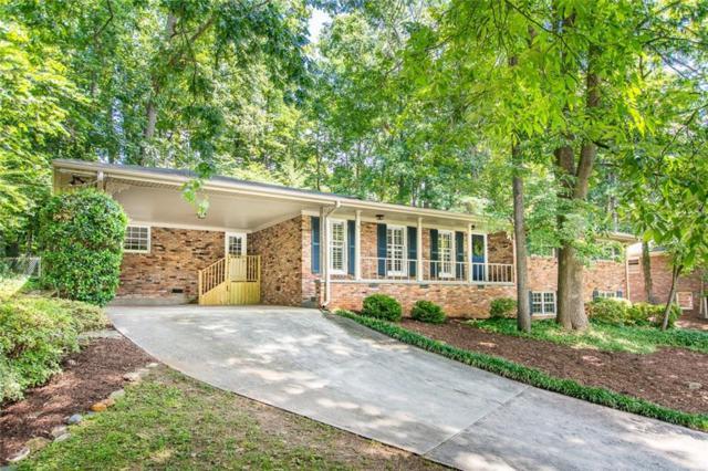 2422 Sunset Drive NE, Atlanta, GA 30345 (MLS #6583163) :: The Hinsons - Mike Hinson & Harriet Hinson