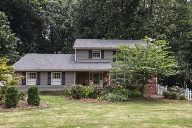 4915 Mill Brook Drive, Dunwoody, GA 30338 (MLS #6583222) :: North Atlanta Home Team