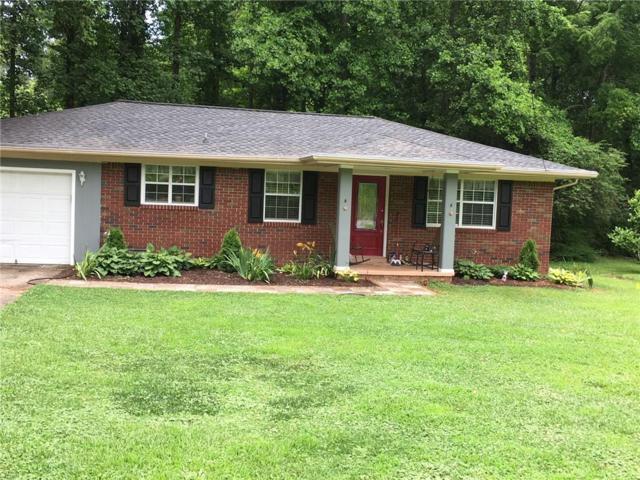 151 Salome Drive, Clarkesville, GA 30523 (MLS #6583241) :: The Heyl Group at Keller Williams