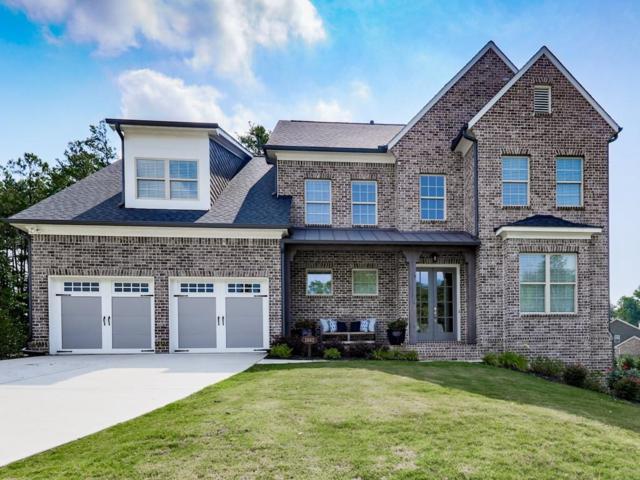 1602 Copperleaf Court NW, Kennesaw, GA 30152 (MLS #6583294) :: North Atlanta Home Team
