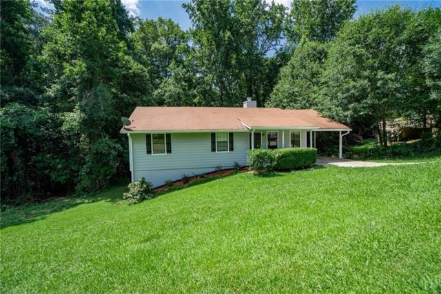 190 Old Mill Trail SW, Conyers, GA 30094 (MLS #6583350) :: North Atlanta Home Team