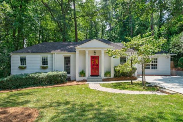 349 Allison Drive, Atlanta, GA 30342 (MLS #6583428) :: Dillard and Company Realty Group