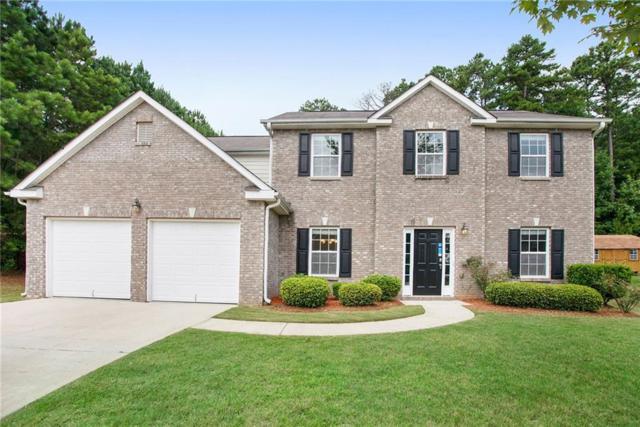 550 Tuscan Cove, Fairburn, GA 30213 (MLS #6583470) :: North Atlanta Home Team