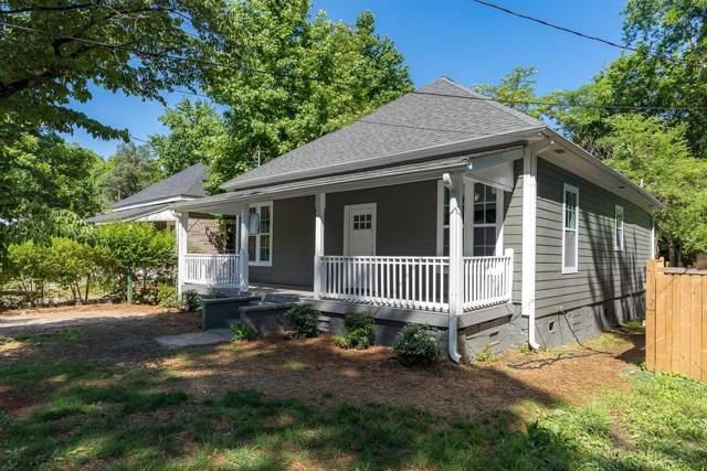 1013 Peeples Street SW, Atlanta, GA 30310 (MLS #6583624) :: Charlie Ballard Real Estate