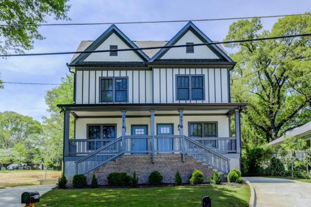 951 Fern Avenue SE B, Atlanta, GA 30315 (MLS #6583733) :: The Heyl Group at Keller Williams