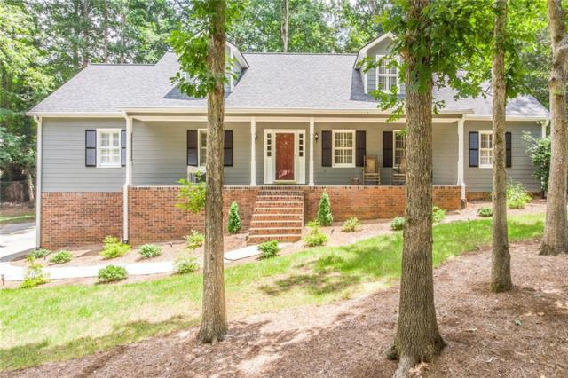 2572 Woodland Path, Marietta, GA 30062 (MLS #6583966) :: The Zac Team @ RE/MAX Metro Atlanta