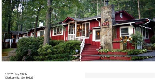 15668 197 NORTH, Clarkesville, GA 30523 (MLS #6583972) :: The Heyl Group at Keller Williams