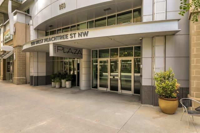 950 W Peachtree Street NW #1112, Atlanta, GA 30309 (MLS #6583980) :: The Zac Team @ RE/MAX Metro Atlanta
