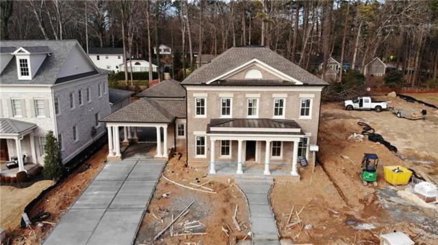 2115 Canton View, Alpharetta, GA 30009 (MLS #6583986) :: Iconic Living Real Estate Professionals