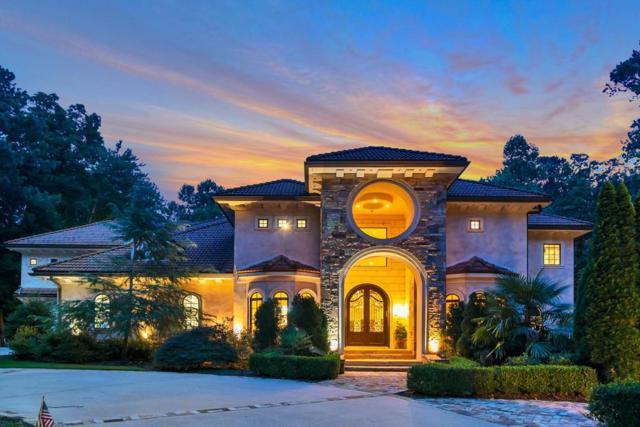 7855 Saddle Ridge Drive, Sandy Springs, GA 30350 (MLS #6584006) :: North Atlanta Home Team