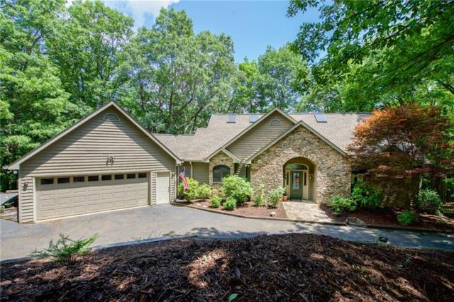 80 Sanderlin Mountain Drive, Big Canoe, GA 30143 (MLS #6584060) :: Iconic Living Real Estate Professionals