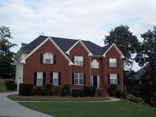 3290 Thorneridge Trail, Douglasville, GA 30135 (MLS #6584065) :: The Heyl Group at Keller Williams