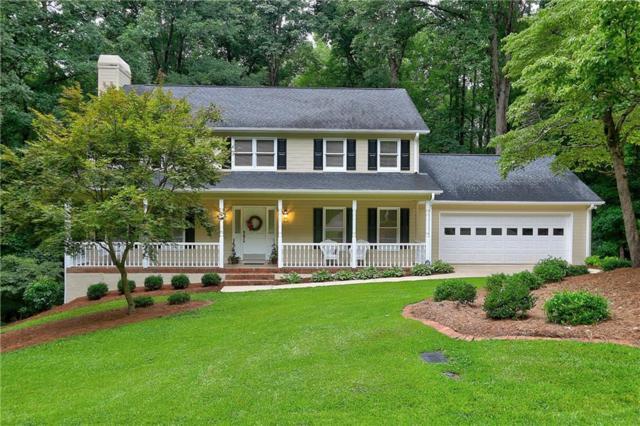 4618 Simpson Downs, Gainesville, GA 30507 (MLS #6584115) :: The Stadler Group