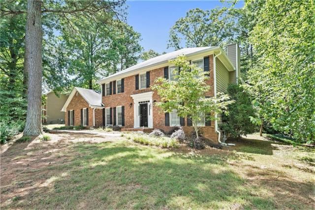 4671 Bentley Place, Peachtree Corners, GA 30096 (MLS #6584157) :: North Atlanta Home Team