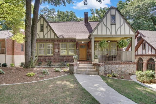 512 Lakeshore Drive NE, Atlanta, GA 30307 (MLS #6584176) :: Rock River Realty