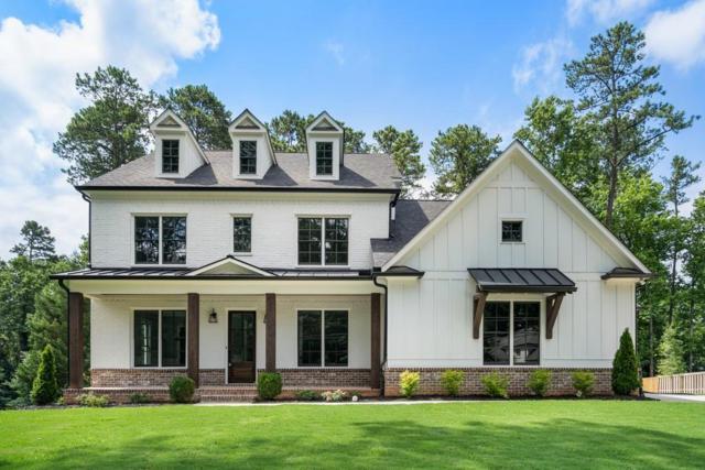 206 Underwood Drive, Sandy Springs, GA 30328 (MLS #6584182) :: North Atlanta Home Team