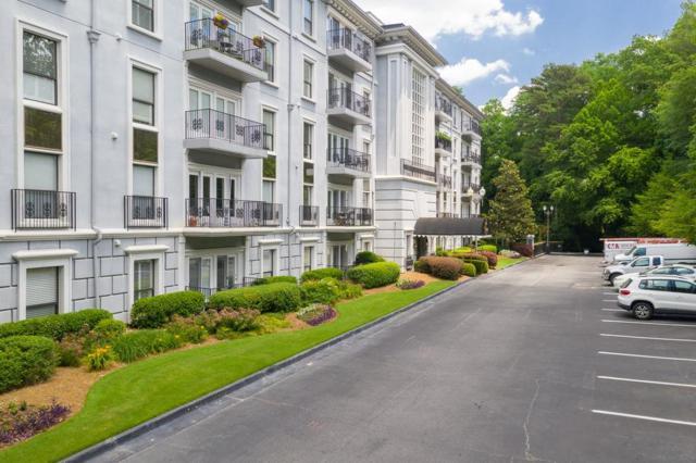 3201 Lenox Road NE #49, Atlanta, GA 30324 (MLS #6584228) :: KELLY+CO