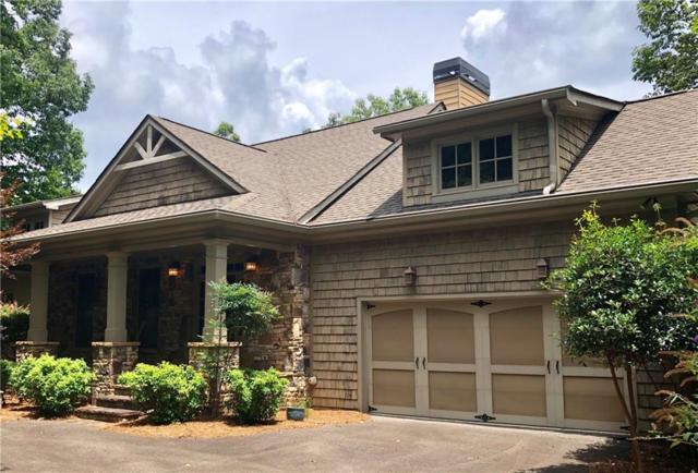 216 Mcelroy Mountain Drive, Big Canoe, GA 30143 (MLS #6584309) :: The Heyl Group at Keller Williams
