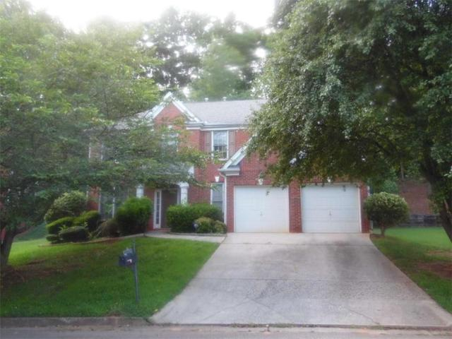 6814 Deer Trail Lane, Stone Mountain, GA 30087 (MLS #6584339) :: Iconic Living Real Estate Professionals