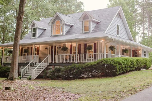 589 Hoke O'kelly Mill Road SW, Loganville, GA 30052 (MLS #6584367) :: Rock River Realty