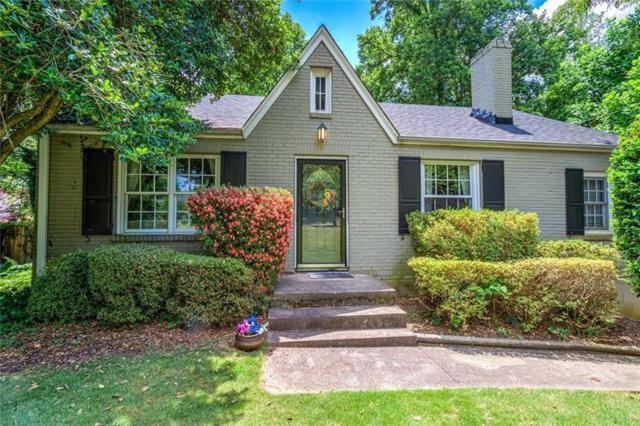 1901 Windemere Drive NE, Atlanta, GA 30324 (MLS #6584395) :: Rock River Realty
