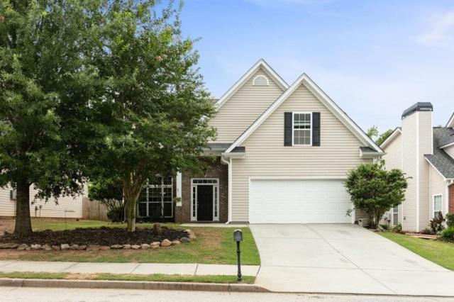 59 Village Park Drive, Newnan, GA 30265 (MLS #6584471) :: North Atlanta Home Team
