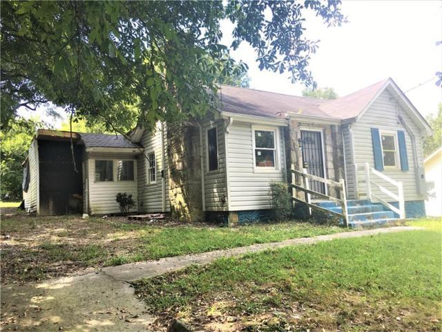 2072 Morehouse Drive NW, Atlanta, GA 30314 (MLS #6584550) :: The Heyl Group at Keller Williams
