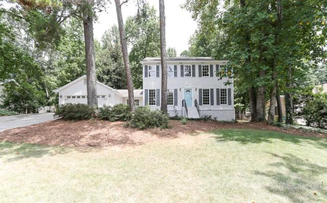 4215 Vienna Way, Marietta, GA 30062 (MLS #6584557) :: The Zac Team @ RE/MAX Metro Atlanta