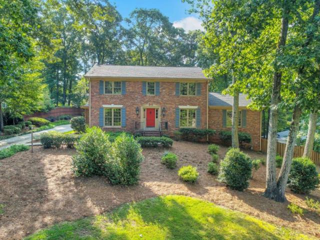 1736 Tamworth Court, Dunwoody, GA 30338 (MLS #6584659) :: Iconic Living Real Estate Professionals