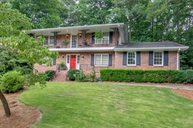2206 Deer Ridge Drive, Stone Mountain, GA 30087 (MLS #6584687) :: Iconic Living Real Estate Professionals
