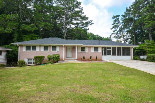 2703 Rovena Court, Decatur, GA 30034 (MLS #6584828) :: Iconic Living Real Estate Professionals