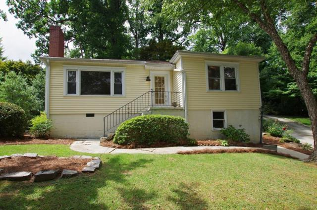 915 Amsterdam Avenue NE, Atlanta, GA 30306 (MLS #6584882) :: Dillard and Company Realty Group