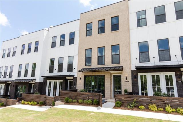 842 Constellation Drive Lot 15, Decatur, GA 30033 (MLS #6584911) :: North Atlanta Home Team