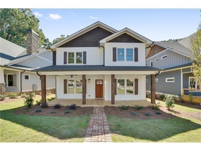 156 Maediris Drive, Decatur, GA 30030 (MLS #6584929) :: Iconic Living Real Estate Professionals