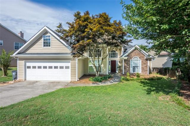 75 Chimney Walk Court, Suwanee, GA 30024 (MLS #6584992) :: The Heyl Group at Keller Williams