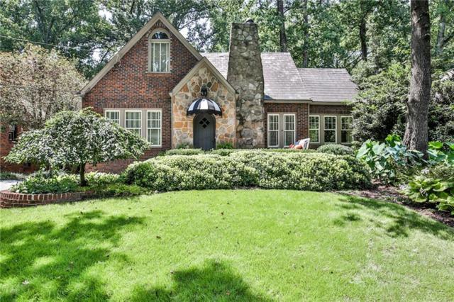 1724 Inverness Avenue NE, Atlanta, GA 30306 (MLS #6585055) :: Rock River Realty