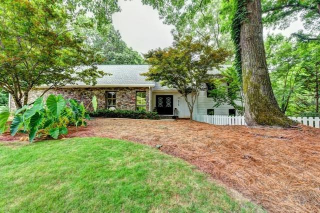 315 Skyridge Drive, Sandy Springs, GA 30350 (MLS #6585115) :: Dillard and Company Realty Group