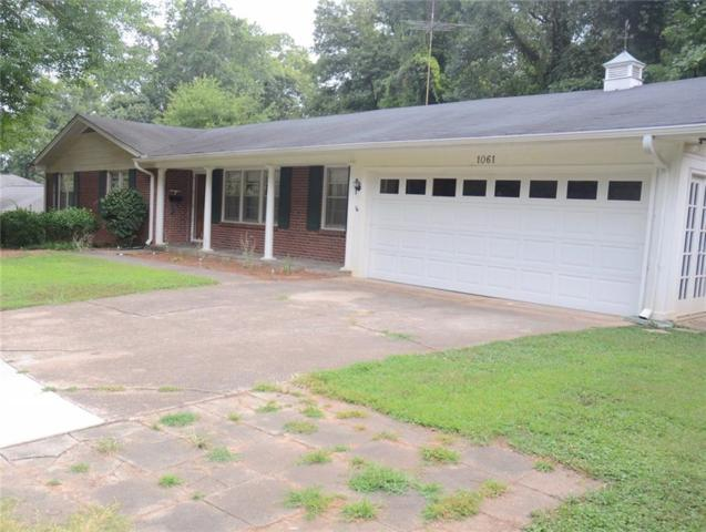 1061 Chestatee Road, Gainesville, GA 30501 (MLS #6585158) :: The Zac Team @ RE/MAX Metro Atlanta