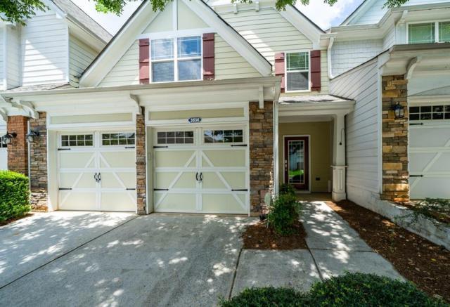 3536 Clear Creek Crossing NW #3536, Kennesaw, GA 30144 (MLS #6585174) :: Kennesaw Life Real Estate