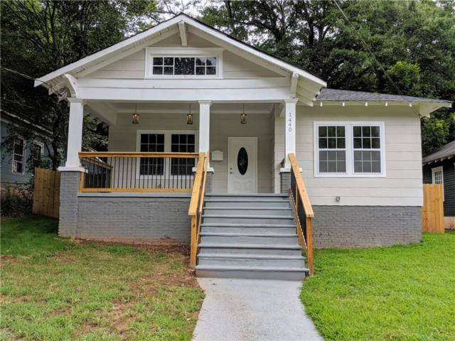 1440 Fairbanks Street SW, Atlanta, GA 30310 (MLS #6585197) :: KELLY+CO