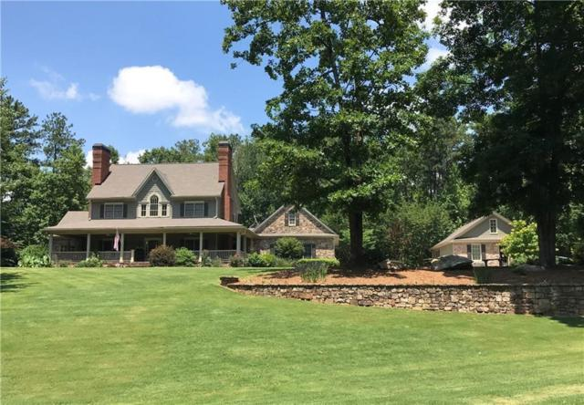 2195 Hickory Hill Road, Alpharetta, GA 30004 (MLS #6585200) :: Path & Post Real Estate