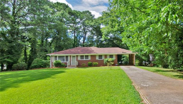 2271 Alpha Drive, Decatur, GA 30032 (MLS #6585224) :: The Zac Team @ RE/MAX Metro Atlanta