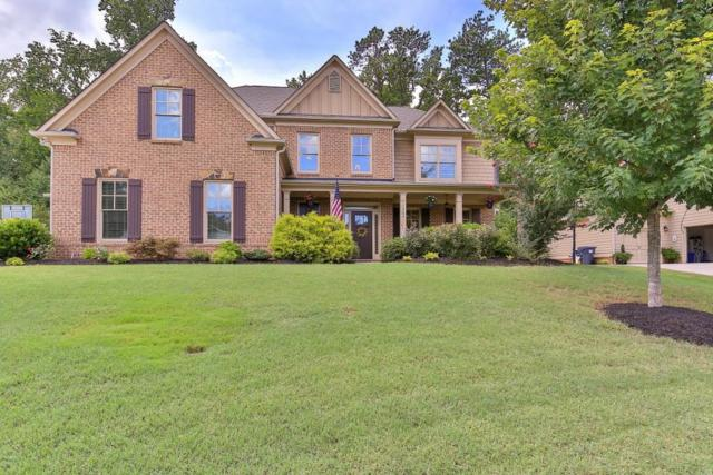 1363 Sutters Pond Drive NW, Kennesaw, GA 30152 (MLS #6585252) :: The Zac Team @ RE/MAX Metro Atlanta