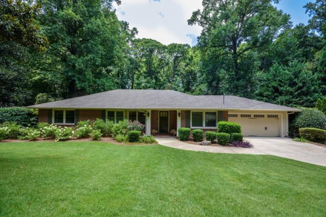 1401 Council Bluff Drive NE, Atlanta, GA 30345 (MLS #6585282) :: North Atlanta Home Team