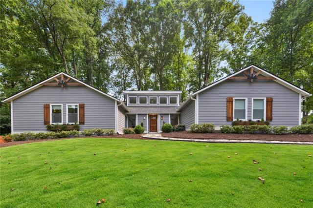 5391 Mill Run Drive, Marietta, GA 30068 (MLS #6585312) :: RE/MAX Paramount Properties