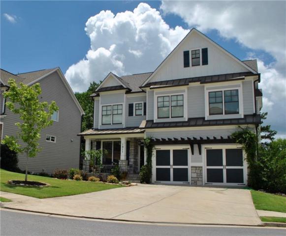 1911 Grand Oaks Way, Woodstock, GA 30188 (MLS #6585485) :: Kennesaw Life Real Estate