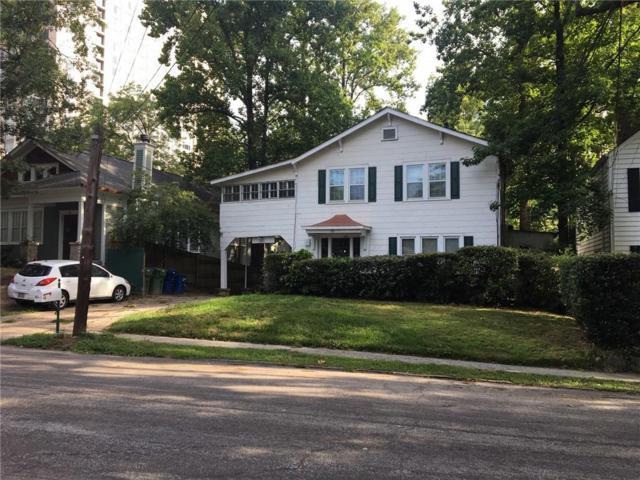 32 Highland Drive NE, Atlanta, GA 30305 (MLS #6585512) :: Path & Post Real Estate